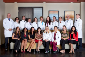 cancer treatment center staff at Phoenix CyberKnife